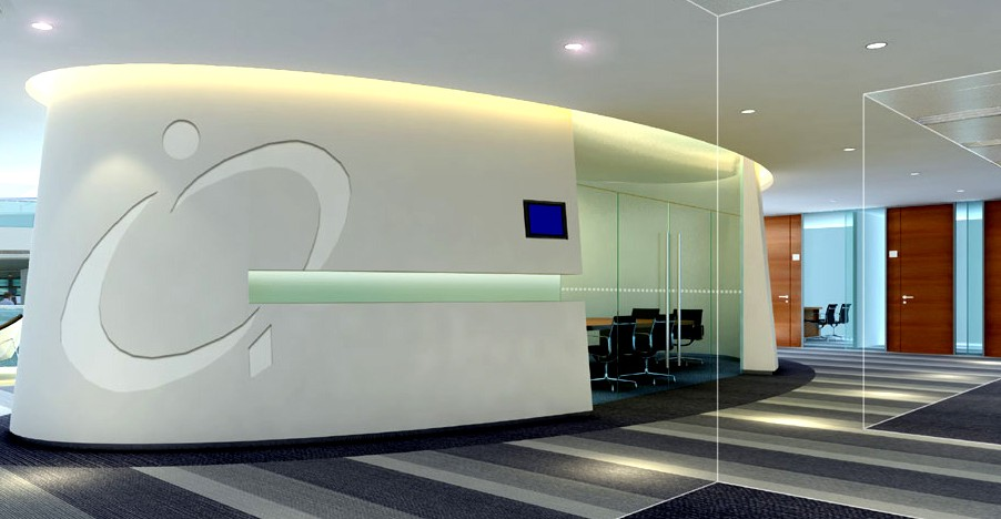 現代前衛辦公室設計