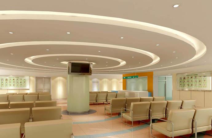 现代医院装修设计